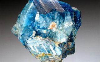 Эвклаз — свойства, фото и описание драгоценного камня