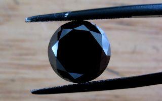 Черный алмаз (карбонадо)