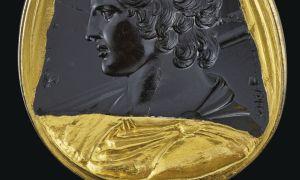 Истории гравированных драгоценных камней и камей